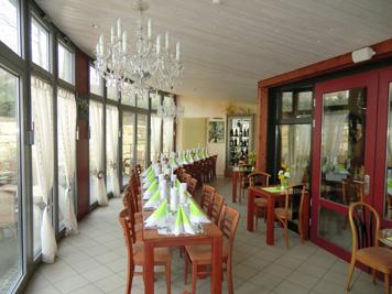 Lounge Wintergarten